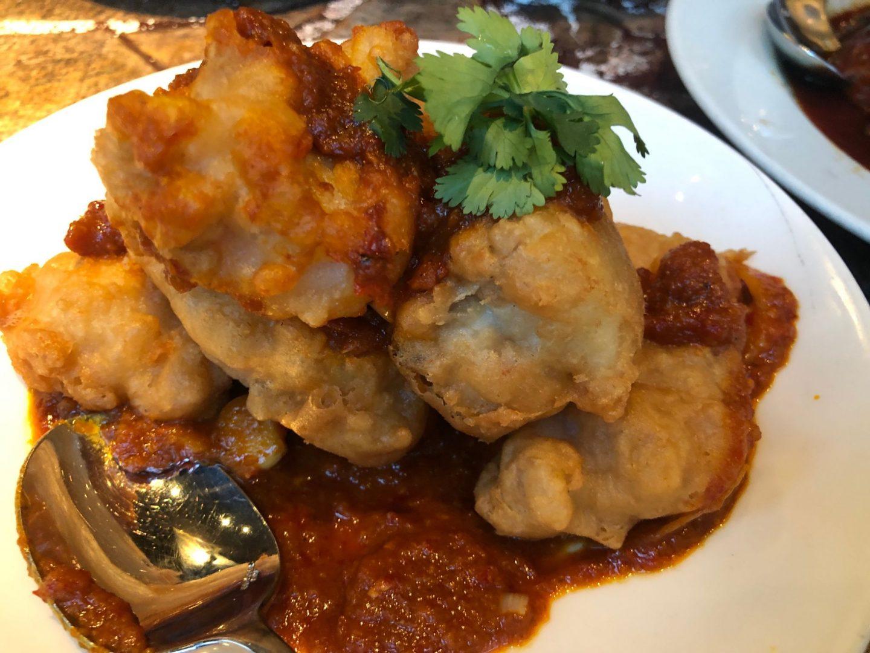 Assam chilli silver cod