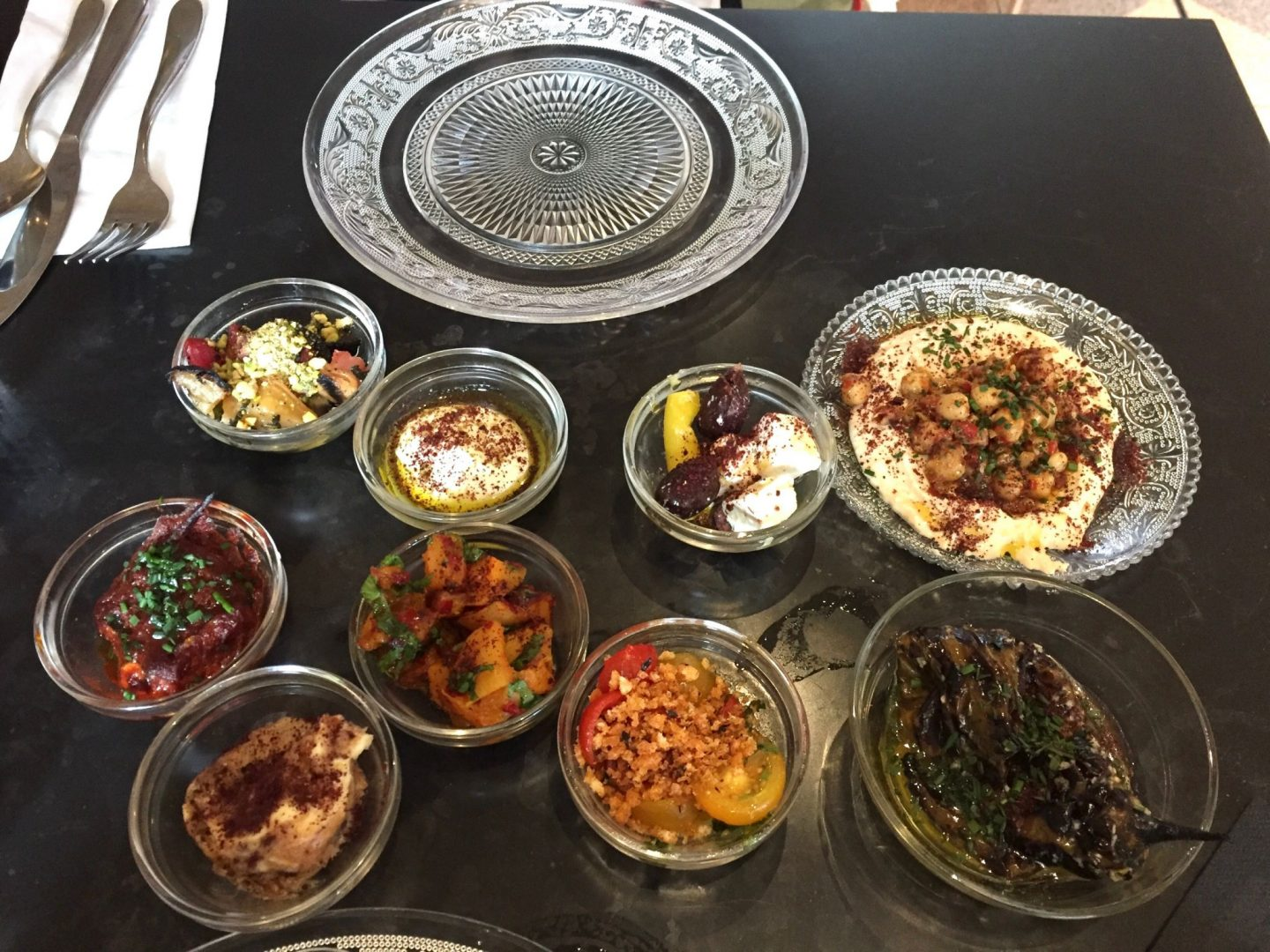 Bala Baya Israeli street food unlimited small plates