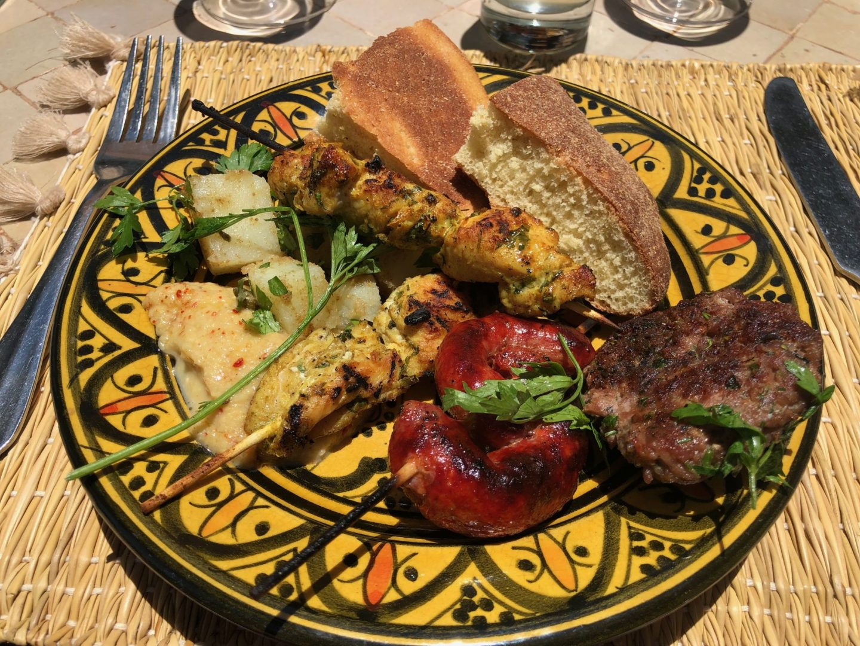 Tasty Moroccan BBQ