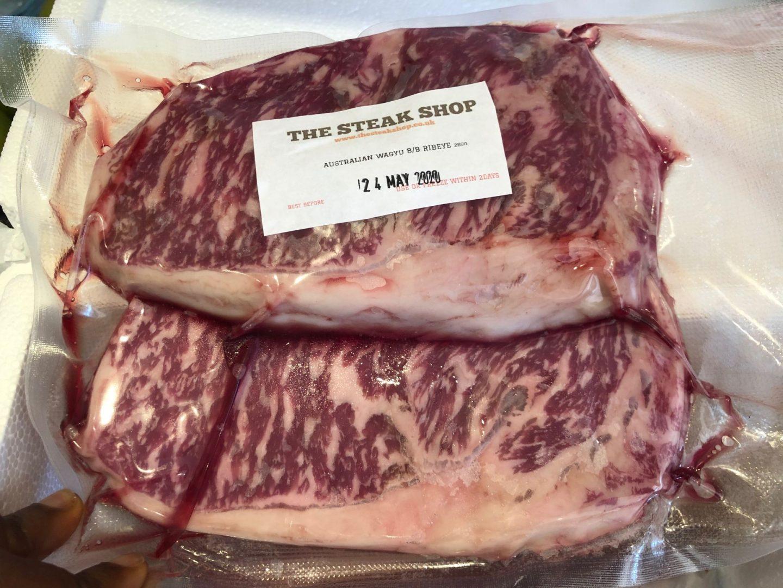 Australian Wagyu beef